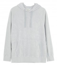 JUST IN - TOWELLING HOODIE