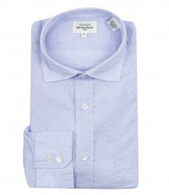 CLOTHES - WASHED COTTON PAUL REGULAR SHIRT