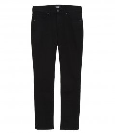 JEANS - FEDERAL - BLACK SHADOW