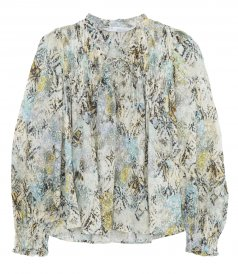 JUST IN - CALLI PRINTED TOP