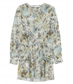 JUST IN - DENIZ PRINTED DRESS