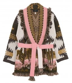 JUST IN - SAGUARO LOVERS ICON CARDIGAN