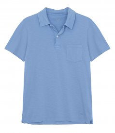 JUST IN - SLUB COTTON POLO
