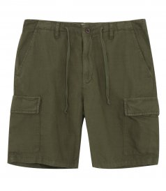 CLOTHES - TRECKER CARGO BERMUDA