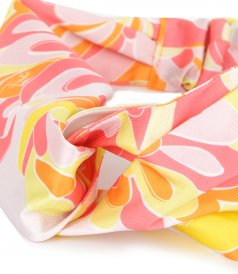 LILLY PRINTED HAIRBAND