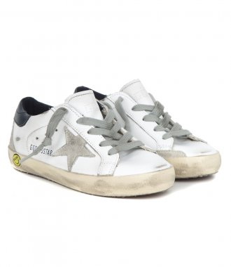 SUEDE STAR SUPER-STAR SNEAKERS