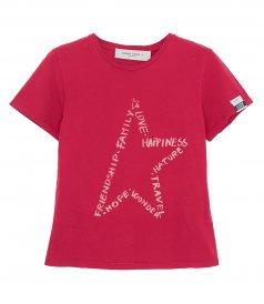 ANIA STAR VALUES T-SHIRT
