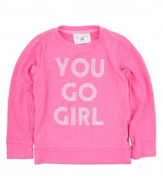 YOU GO GIRL HACCI PULLOVER