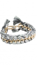ACCESSORIES - DO BRASIL DOUBLE BRACELET WITH IRON THREADS
