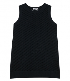 CLOTHES - MESH STITCH TANK