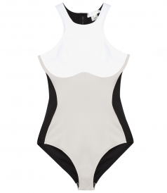 STELLA ICONIC COLOUR BLOCK ONE PIECE