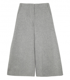 THEORY - HENRIET DOUBLE - FACE WOOL & CASHMERE CULOTTE