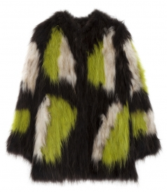 QUIROCK LONG SLEEVE FUR JACKET