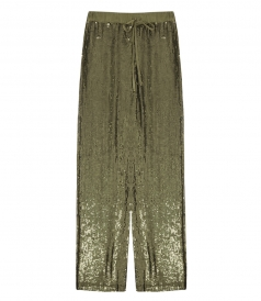 SALES - GOOGI SEQUIN TROUSERS