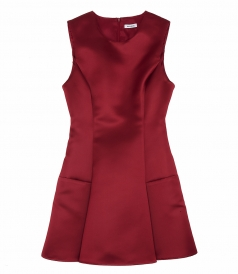 CLOTHES - PANNA SLEEVELESS DRESS WITH POCKETS