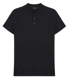 BOYD CENSUS SLIM FIT COTTON POLO