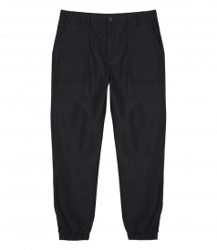 HELMUT LANG - CARROT TOP ELASTICATED CUFFS JOGGER