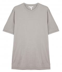 HELMUT LANG - JAPANESE BRUSHED DOUBLE LAYER JERSEY TEE
