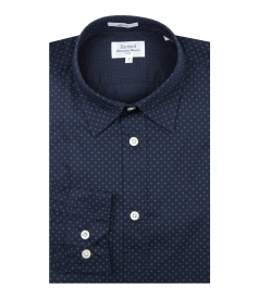 SLIM FIT MICRO-PRINTS SAMMY 2 SHIRT