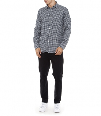PAUL 2 REGULAR FIT FLANNEL PLAID SHIRT