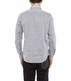 SLIM FIT MICRO DOTS SAMMY 2 SHIRT