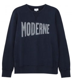 CREWNECK MODERNE KNITTED SWEATER