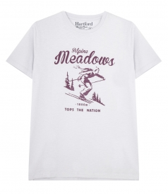 ALPINE MEADOWS CREWNECK SHORT SLEEVE TEE