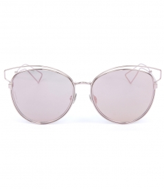 DIOR ROSE GOLD SIDERAL 2 SUNGLASSES