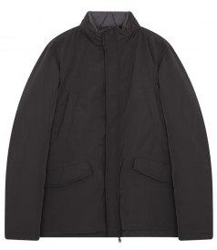 FEATHER DOWN FIELD REVERSIBLE JACKET