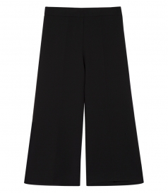 LAKIXY WIDE-LEGGED CROPPED TROUSERS