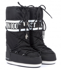 MOON BOOT HIGH TOP SNOW BOOTS