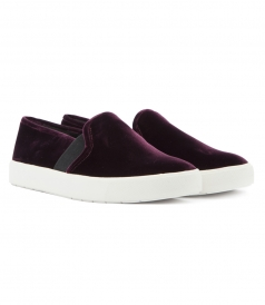 VELVET BLAIR SLIP ON SNEAKER
