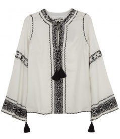 SALES - EMBROIDERED SANA TUNIC