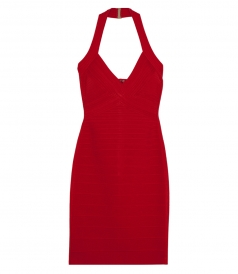 ADRIENNE ESSENTIALS DRESS
