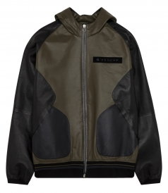 ALL LEATHER BLOUSON