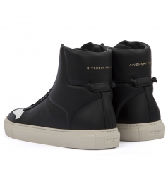 NEW URBAN STREET HIGH TOP SNEAKERS