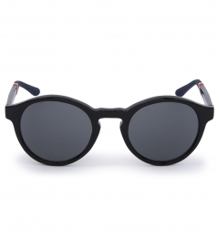 GRANDY RETRO ROUND FRAME SUNGLASSES