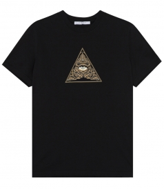EYE OF PROVIDENCE PRINTED T-SHIRT