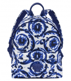 PAINTED BAROQUE MEDUSA BACKPACK