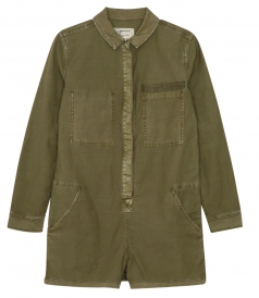 THE REVERSED MILITARY SHORTALL