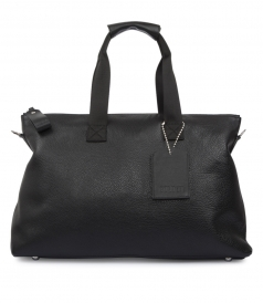 THE DARCY TEXTURED CALF LEATHER HANDBAG