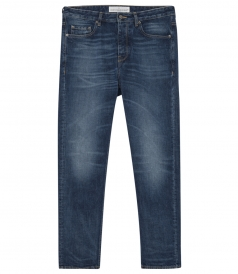 JEANS - STONE WASHED GOLDEN HAPPY JEANS