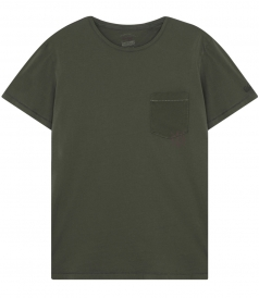 ENVELOPE CHEST POCKET T-SHIRT