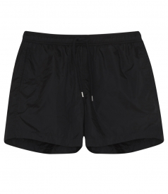 SWIM BOXER WITH DRAWSTRING WAISTBAND