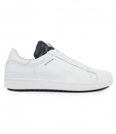 JOACHIM LACE UP LOW TOP SNEAKERS