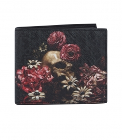 DARKLIGHT VANITE CANVAS WALLET
