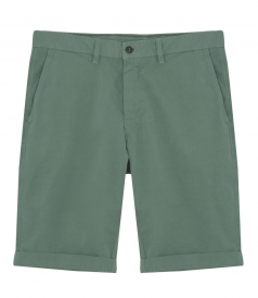 SHORTS - UNIVERSITY STYLE SHORTS WITH AMERICAN POCKETS