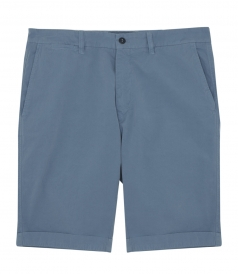CLOTHES - UNIVERSITY STYLE SHORTS WITH AMERICAN POCKETS