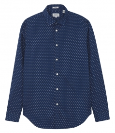 PURE COTTON SAMMY ALL OVER PRINTED LONG SLEEVE SHIRT