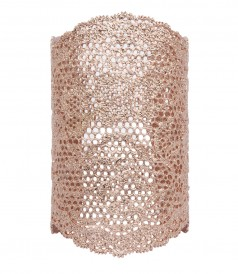 ACCESSORIES - MANCHETTE MENATOR DENTELLE ROSE
